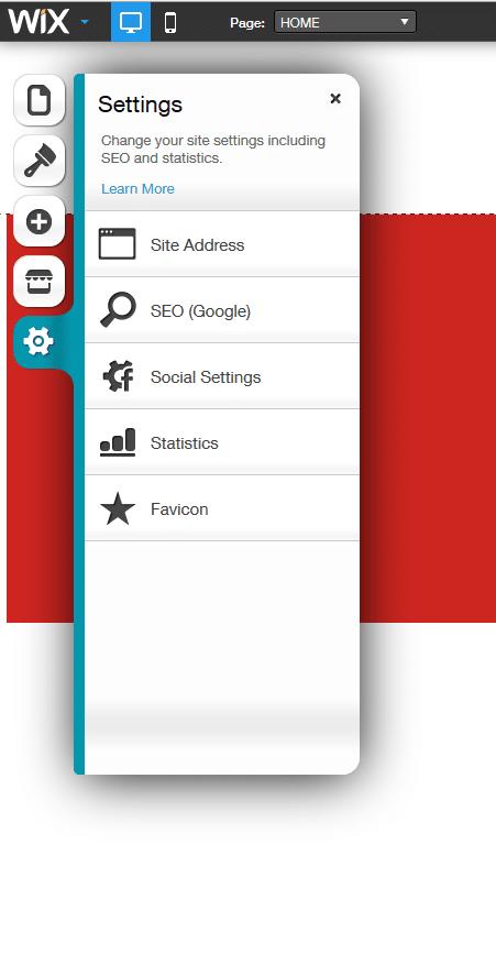 site-settings