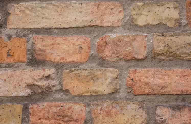 Brick wall big