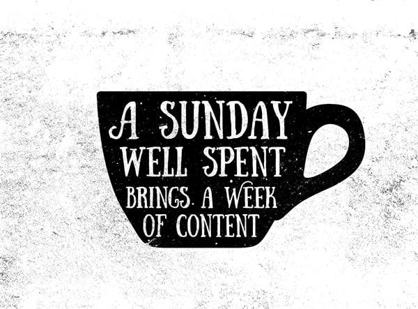 Sunday Font