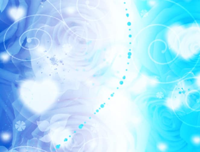 Romantic-Love-Heart-&-Rose-PSD-Texture