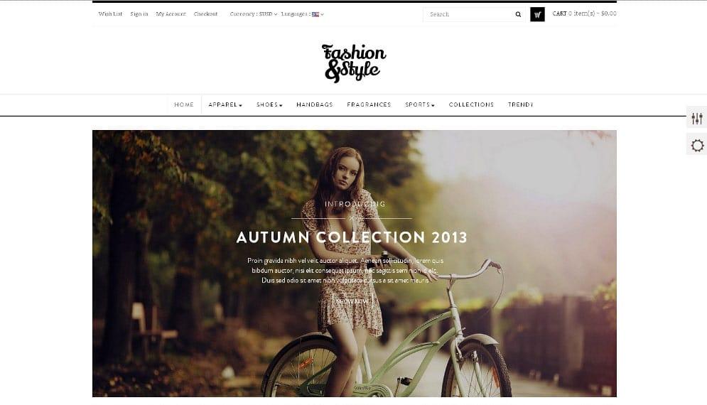 10 Free & Premium PrestaShop Themes for Fashion and Beauty Stores