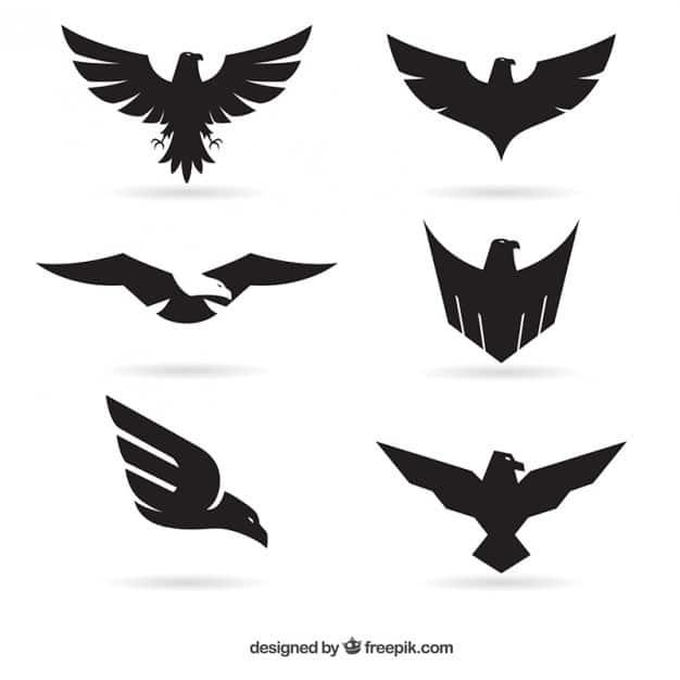 Eagle Free Logo Template