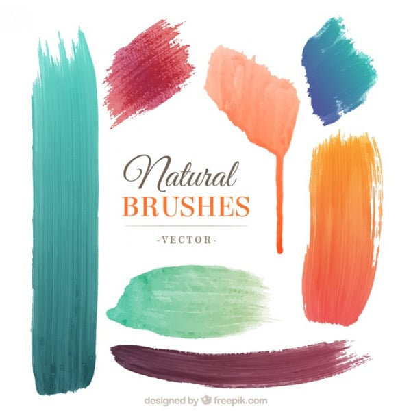 Natural-brushes