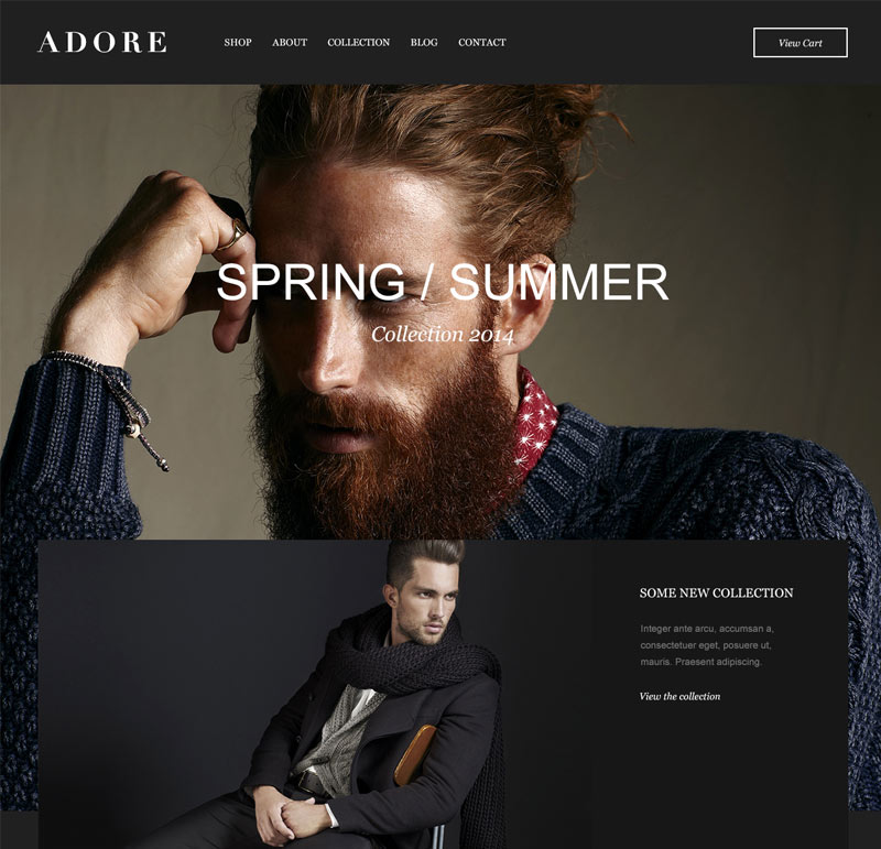 Adore Web Design