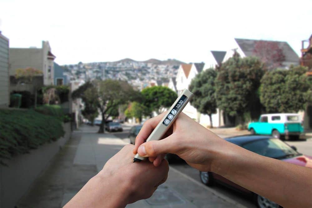 Phree Electronic Sensor Pen