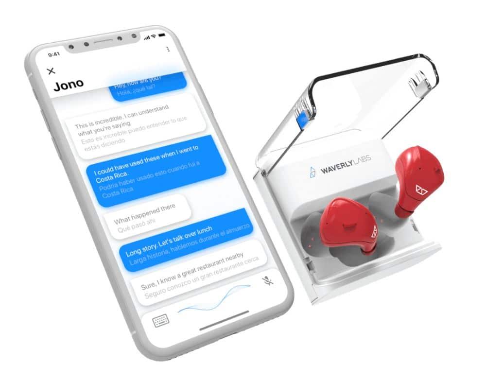 Pilot Wireless Translation Headphones