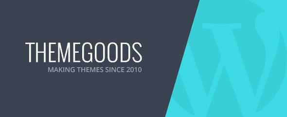 ThemeGoods Top ThemeForest Author