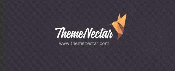 ThemeNectar Top ThemeForest Author