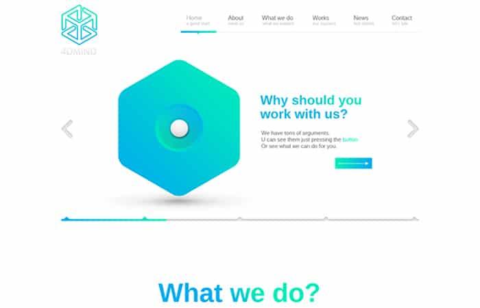 4dmind-Website
