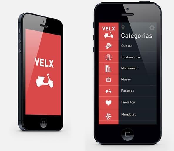 VeLx Mobile Navigation