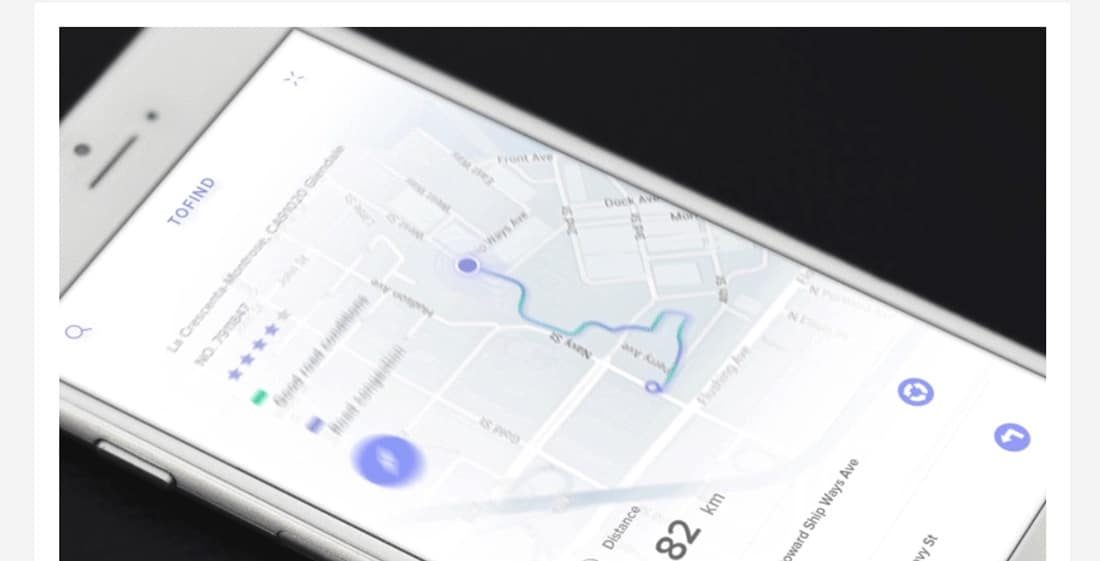 Tofind sneak peek Mobile Navigation