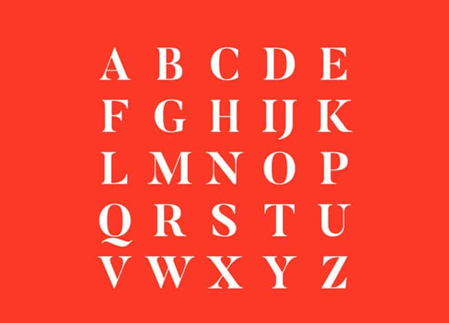 Butler-Free-Typeface