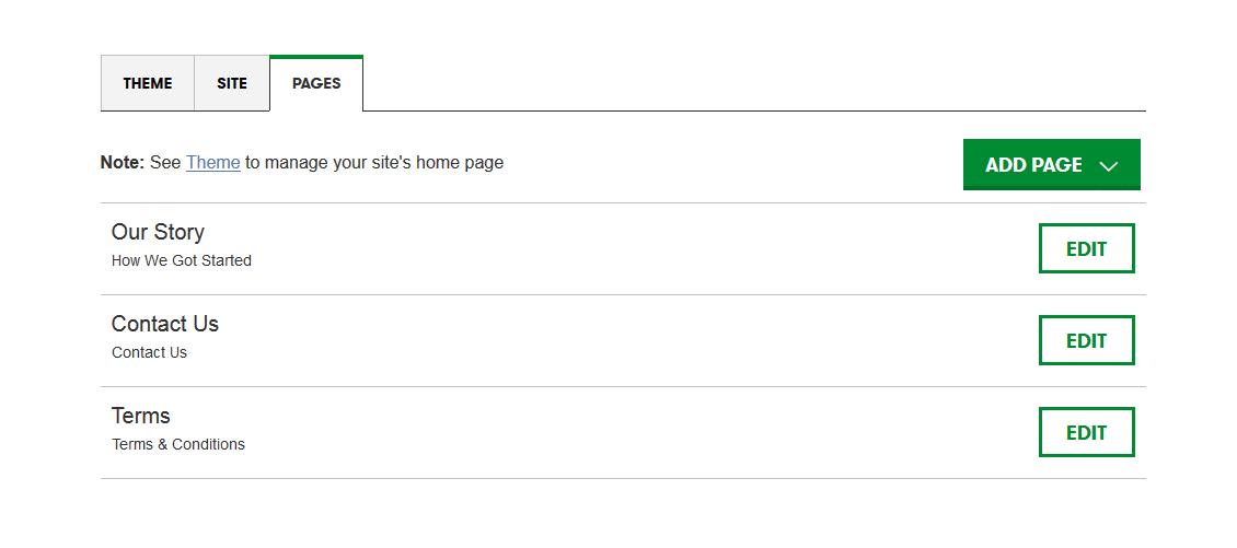 GoDaddy-7-pages-customization