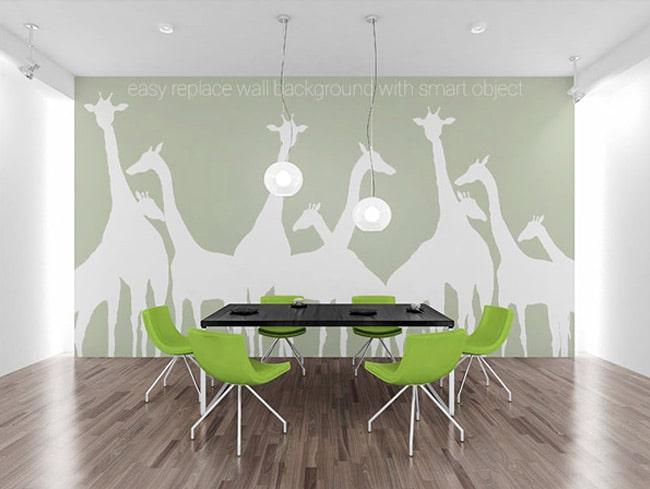 Wall-Art-PSD-MockUp
