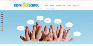 21 Kids Website Templates and WordPress Themes with Joyful Designs