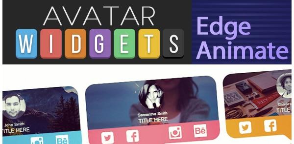 Avatar-Widgets