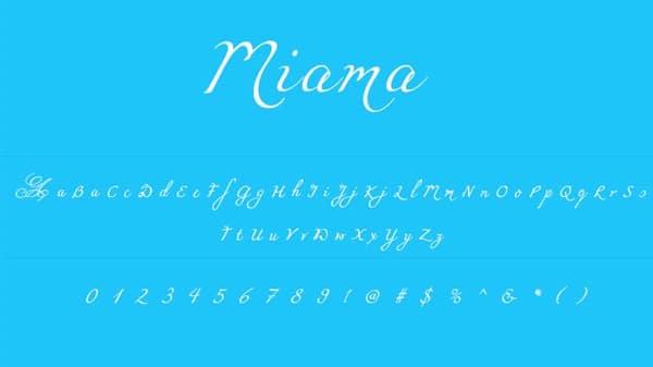 Elegant-Cursive-Font