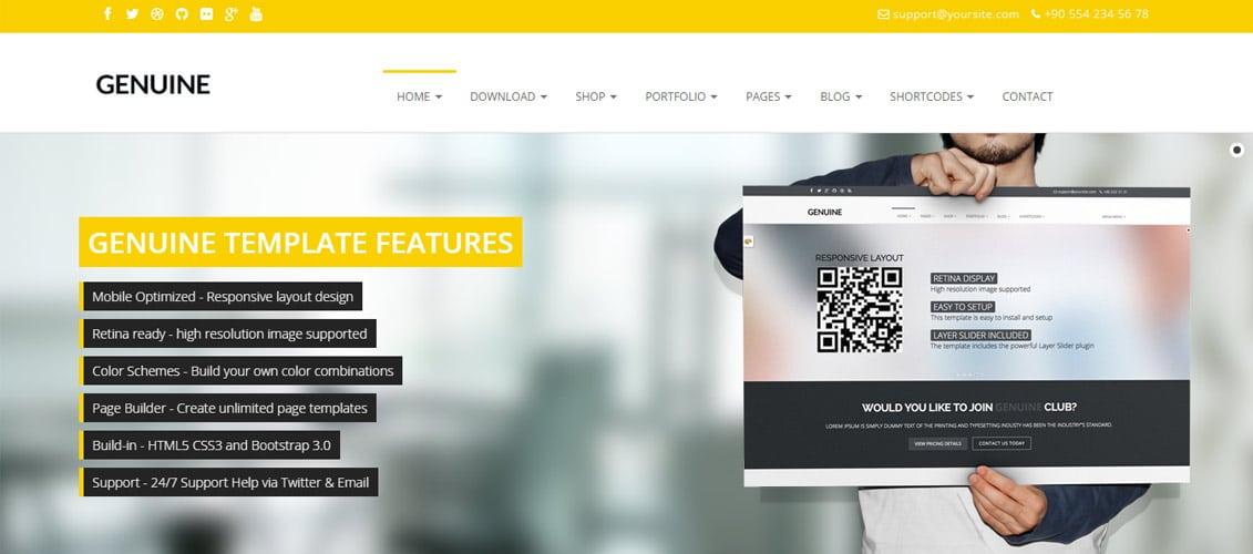 Genuine Digital Downloads Website