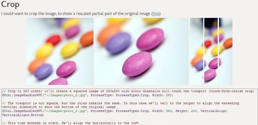 ImageHandler net codes