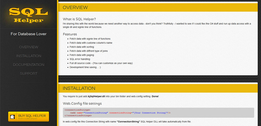 SQL Helper