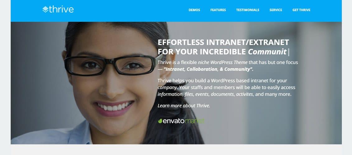 Thrive Digital Downloads Website