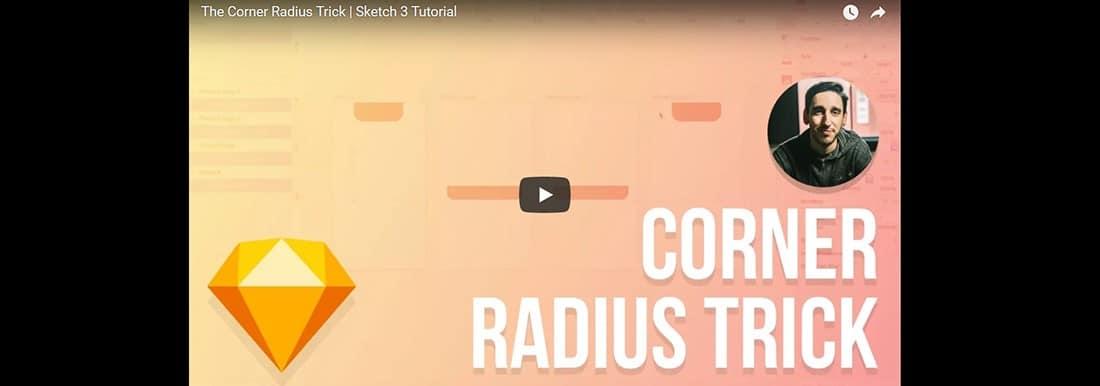 The Corner Radius Trick - Sketch Tutorial