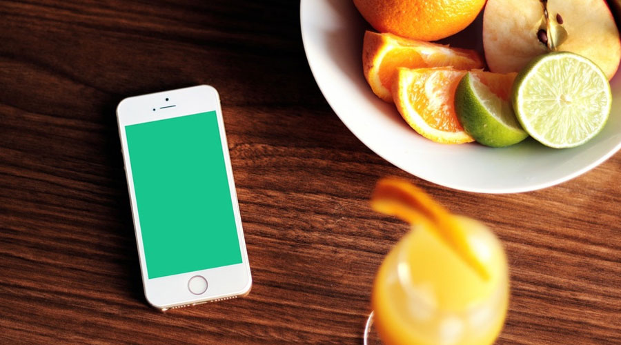 Apple-iphone-smartphone-fruits