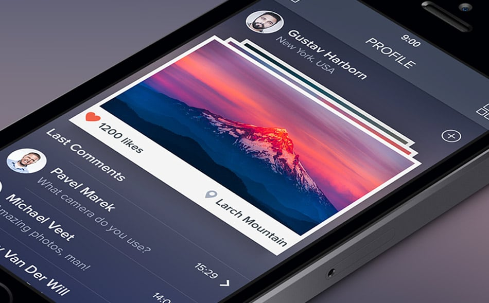 Photo-App-[Photographer-Profile-Screen]