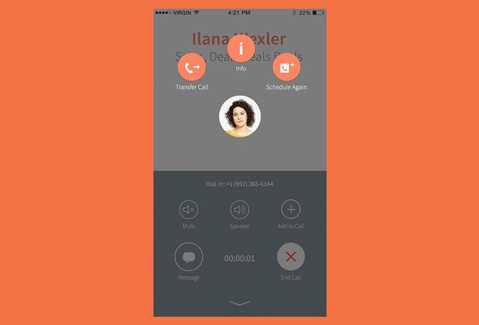 Profile-Button-Animation