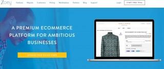 Zoey eCommerce Website Builder Review