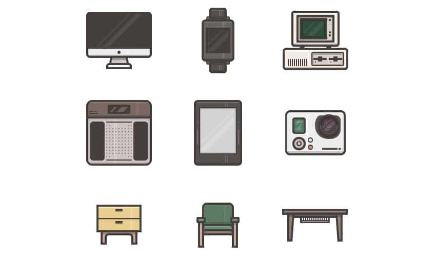 Illustricons Free Icon Sets