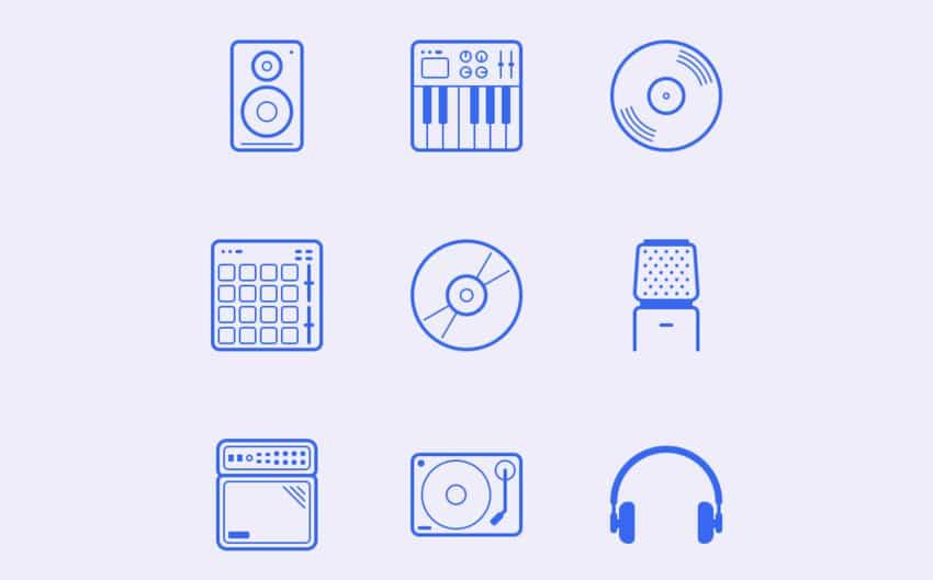 24 Free Icons