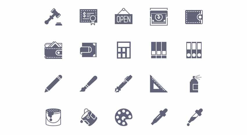 Smashicons Free Icon Sets