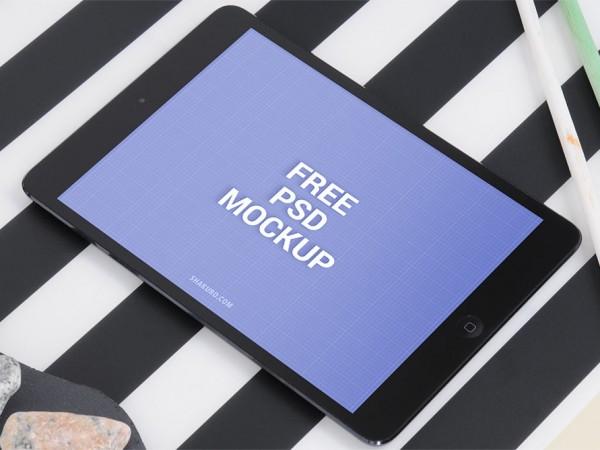1 Perspective iPad Mockup