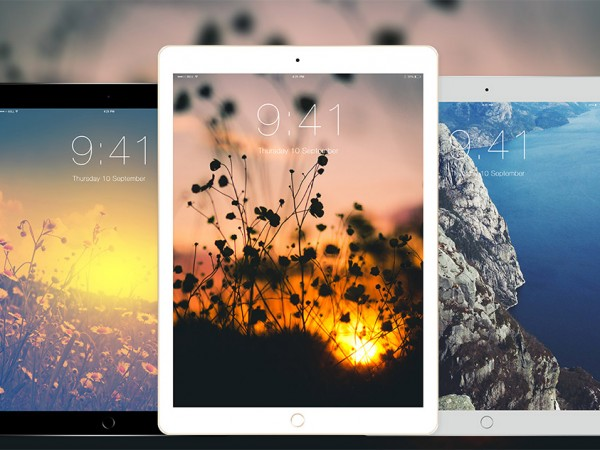 18 iPad Pro Mockup Bundle