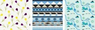 20+ Fantastic Pattern Tutorials for Designers [Illustrator + Photoshop]