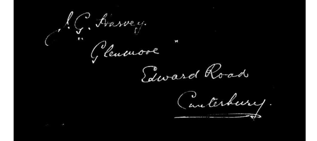 Free Download Vintage Handwriting Photoshop Brushes