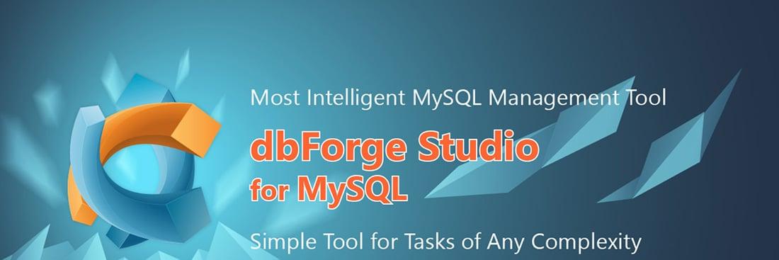MySQL GUI Tools - MariaDB and MySQL Front End Client