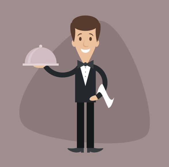 how-to-create-a-simple-cartoon-waiter