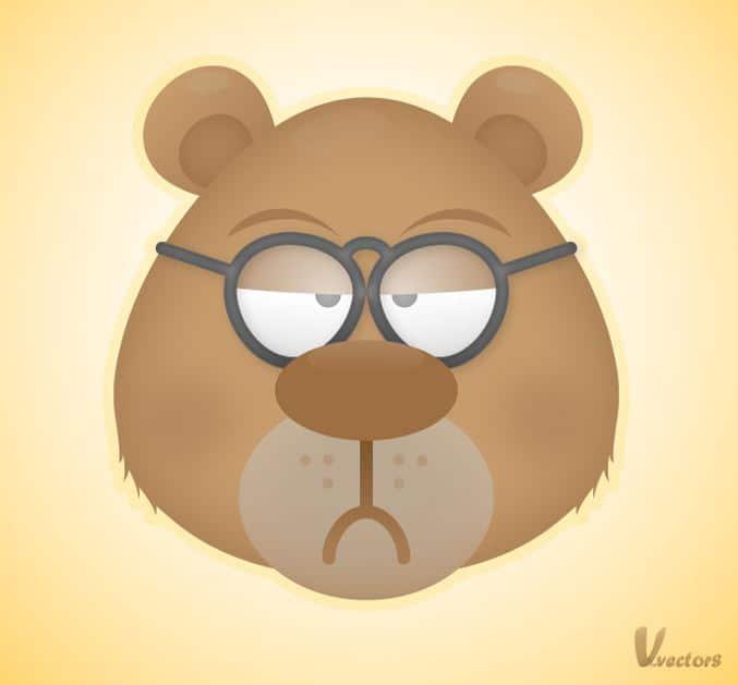 create-the-face-of-a-grumpy-bear