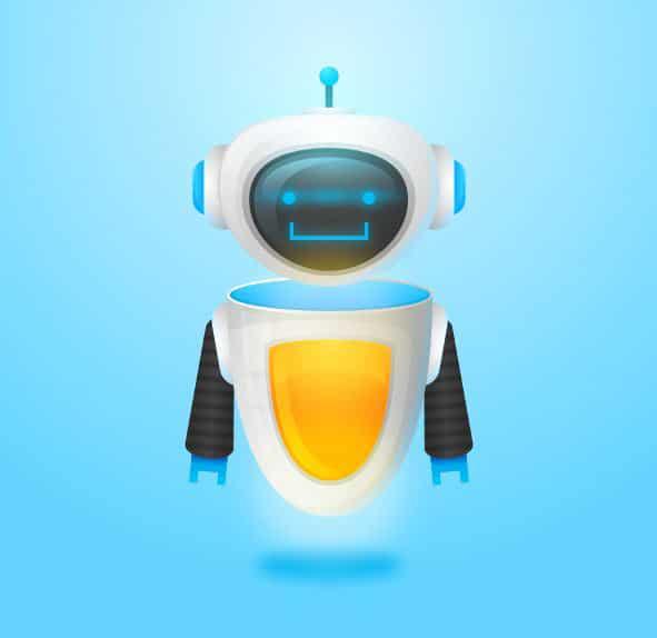 create-a-friendly-futuristic-robot