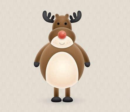create-a-cute-vector-reindeer-