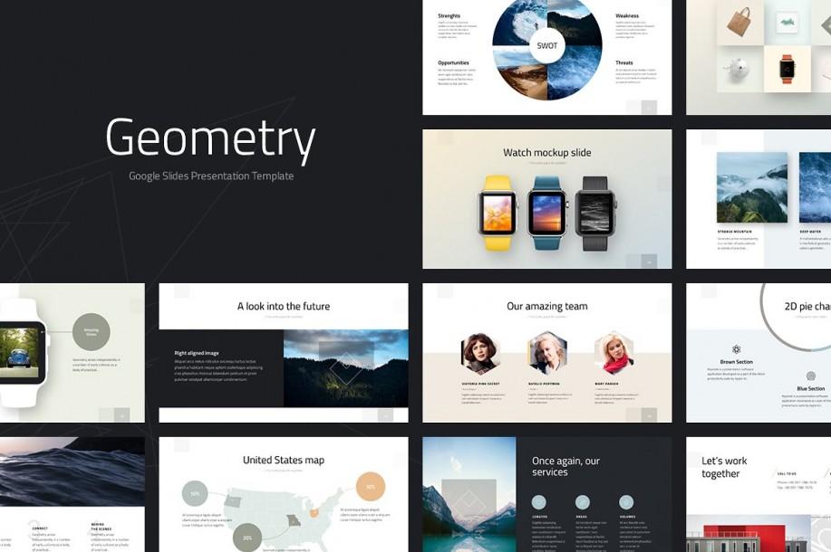 Geometry Google Template