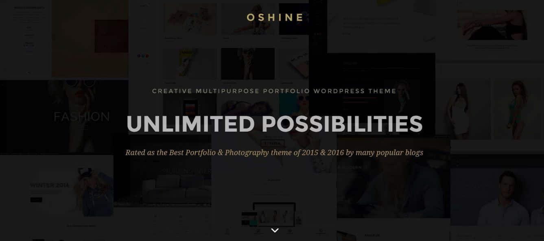 oshine-creative-multi-purpose-wordpress-theme
