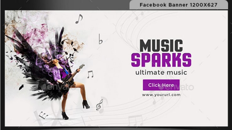 Music-Banners