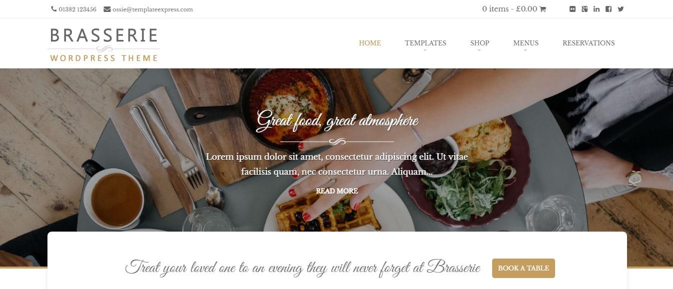 Brasserie Demo