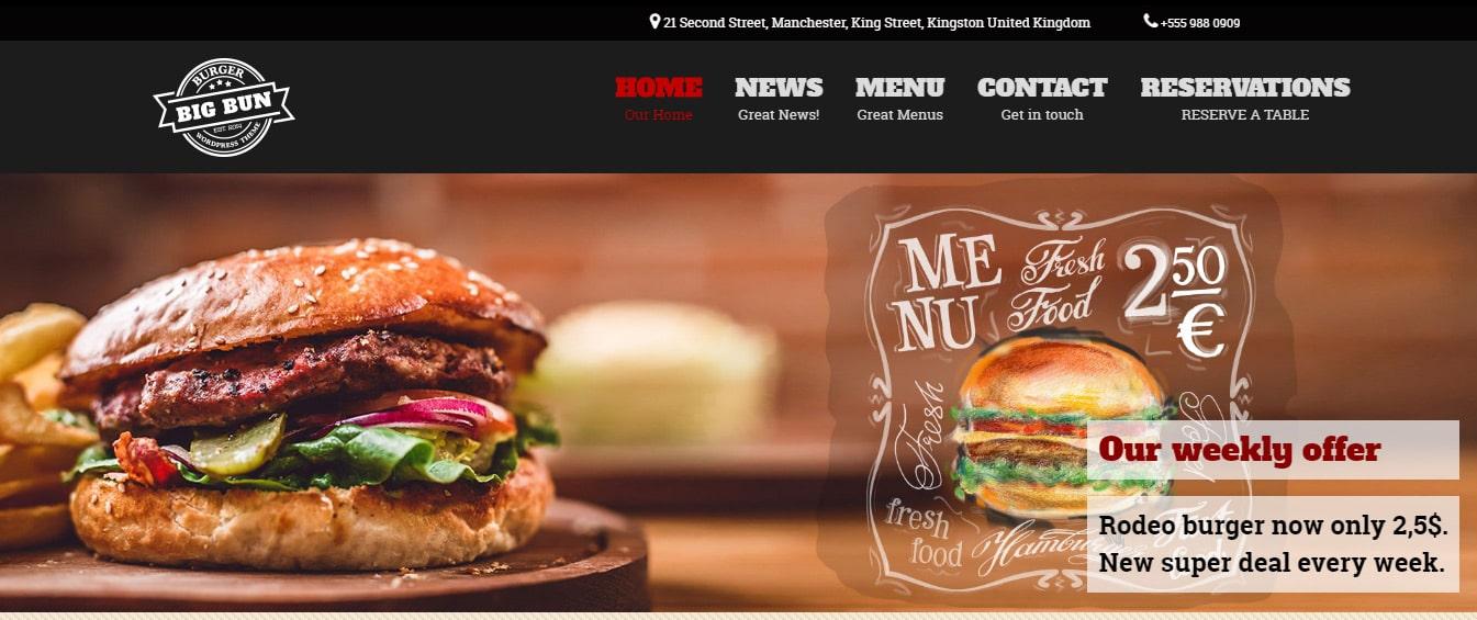 Burger Demo