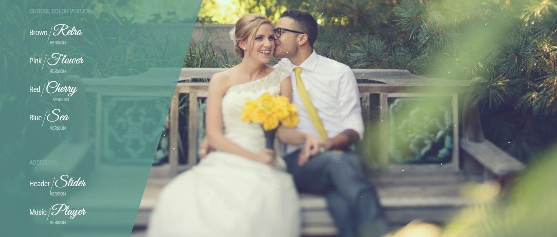 Wedding _ Best Day Wedding Theme Preview - ThemeForest