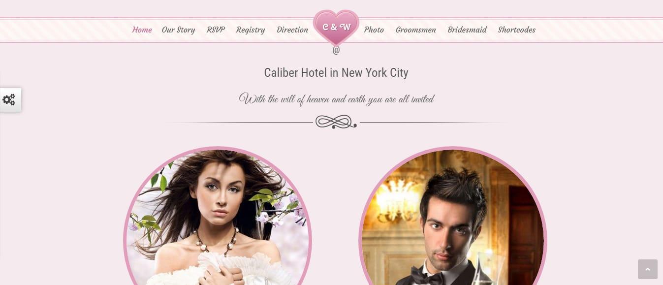DesignThemes Wedding