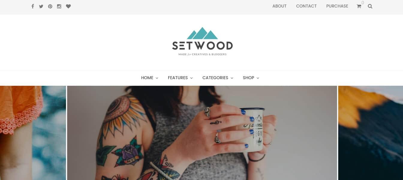 Setwood - WordPress Blog _ Shop Theme Preview - ThemeForest